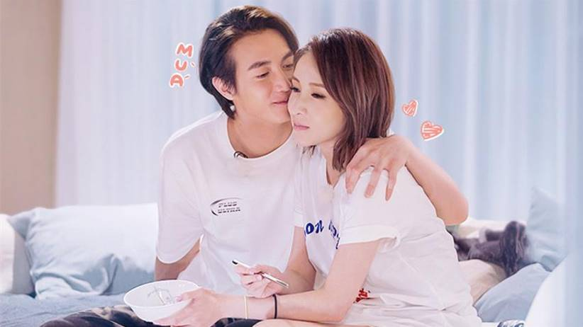 elva hsiao huang hao boyfriend