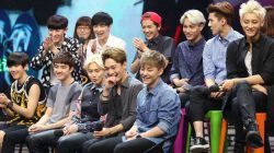 exo in chinese variety show