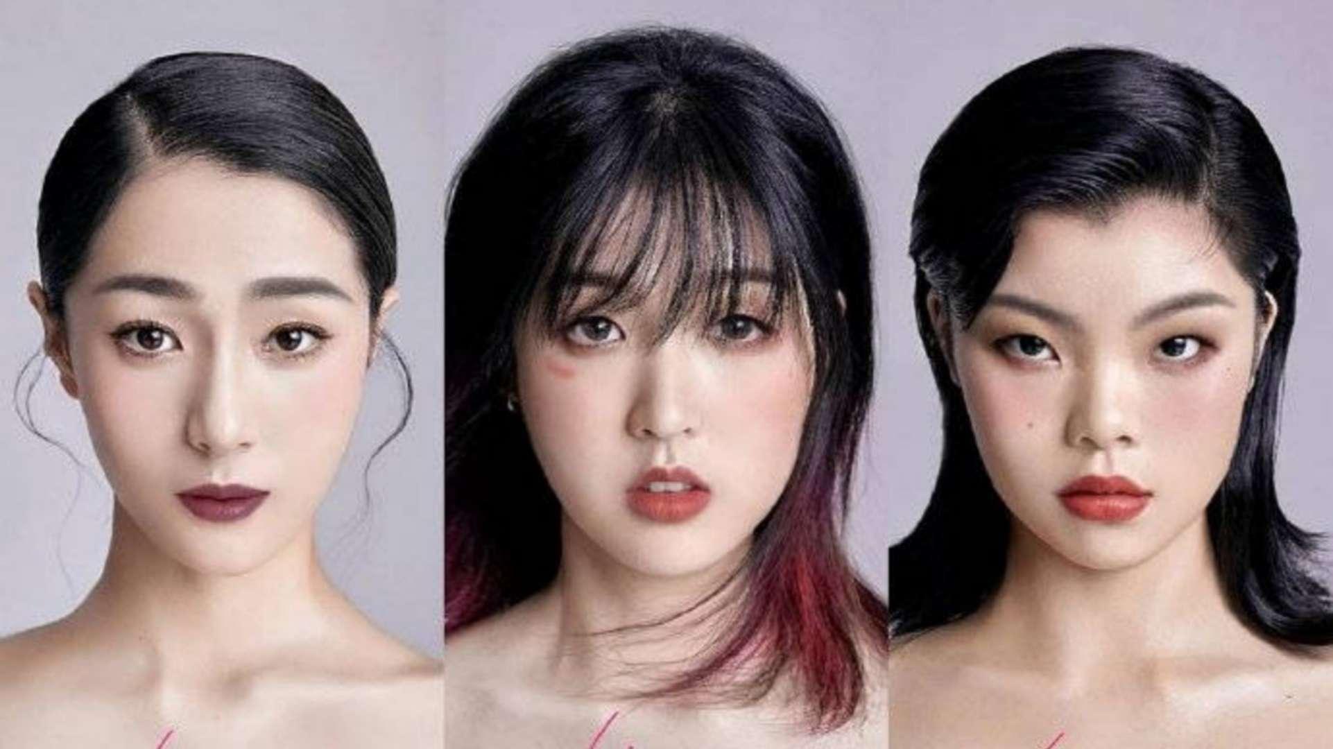 girl grup 3unshine