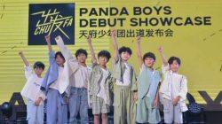 panda boys boy group china