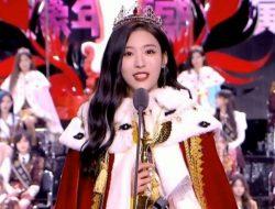 Sun Rui Jadi Ratu Lagi, Inilah Hasil Akhir SNH48 8th General Election