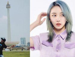 Su Ruiqi Trainee Tiongkok Girls Planet 999 Pernah Kunjungi Indonesia, Keliling Kota Tua Hingga ke Monas