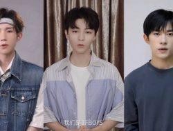 Roy Wang, Jackson Yee, Wang Junkai Beri Selamat Atas Debut 8 Tahun TFBOYS