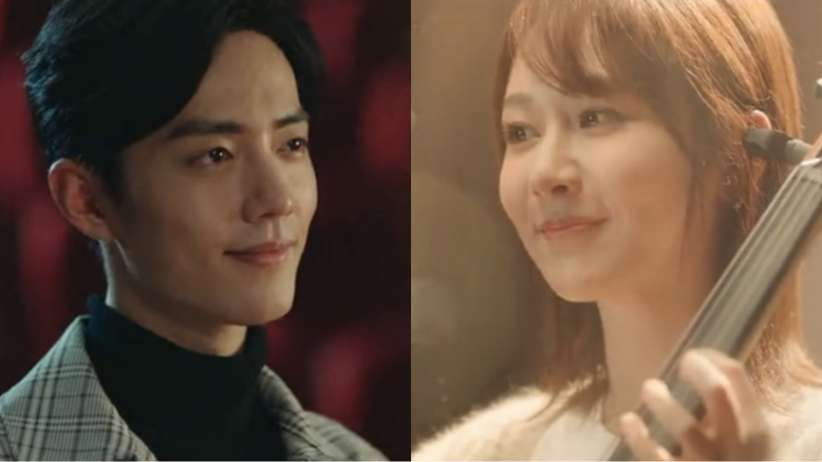 the oath of love drama xiao zhan yangzi
