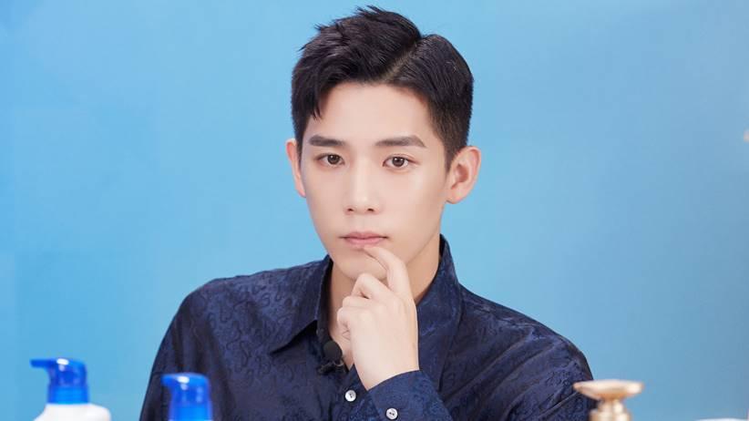 wang anyu handsome