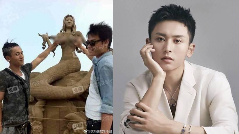 zhang zhehan exposed has bad attitude