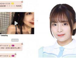 Zhang KaiQi eks GNZ48 Team G Dikabarkan akan Kembali Bergabung dengan Group