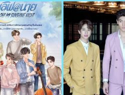 Ohm Thitiwat and Fluke Natouch to Comeback as a Couple in New BL Drama