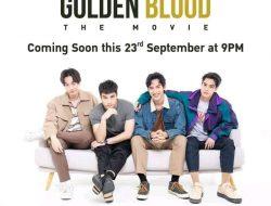 Sangat Dicintai Penggemar, Drama BL 'Golden Blood' akan Dirilis Versi Filmnya
