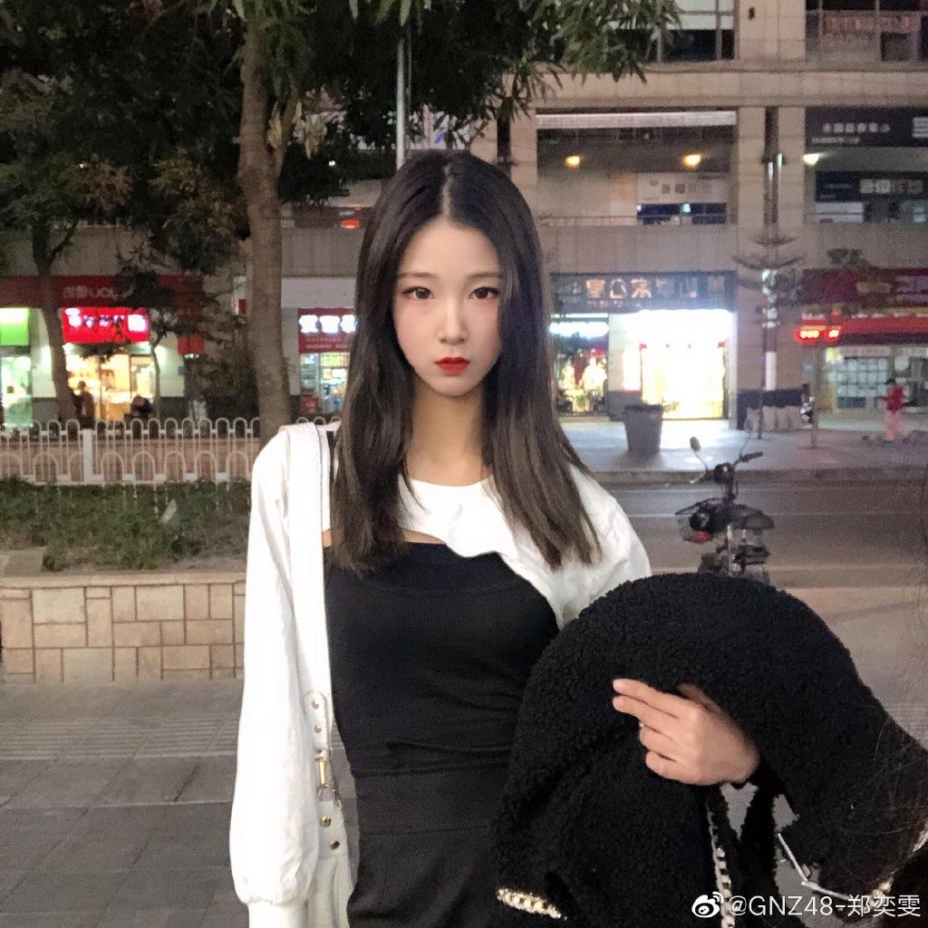gnz48 zheng yiwen