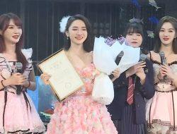 Lu Ting Resmi Lulus dari group, SNH48 Buat Event Perpisahan yang Penuh Haru dan Nostalgia