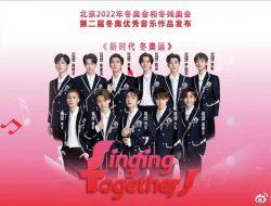INTO1 Nyanyikan Lagu untuk Olimpiade Musim Dingin Beijing 2022