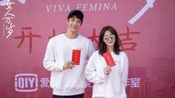 Jasper Liu Yin Tao new drama Viva Femina
