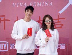Jasper Liu dan Yin Tao Mulai Syuting Drama Kehidupan Wanita 'Viva Femina'