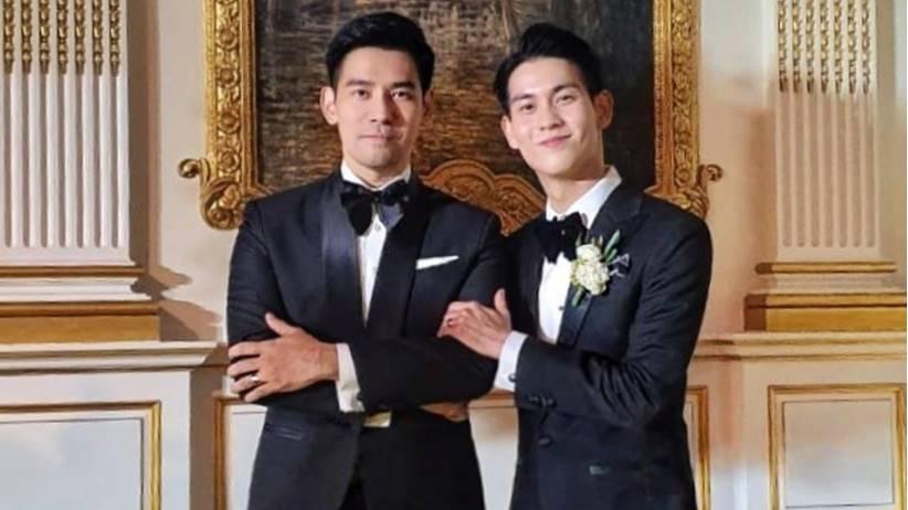 Porsch Arm real gay couple
