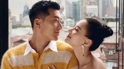 Shawn Dou dan Laurinda Ho