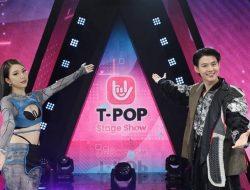 Program 'T-POP STAGE SHOW' Siap Ramaikan Industri Musik Thailand, Dipandu Saint dan June Teeratee