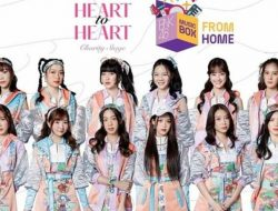 BNK48 Berbagi Kebahagiaan di Masa Pandemi Lewat Acara 'Music Box From Home'