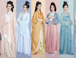 BonBon Girls 303 Bergaya Tradisional Tionghoa dalam MV 'Before Autumn'