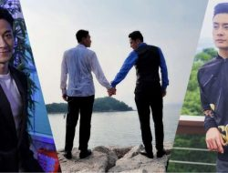Bosco Wong and Ron Ng Pose like Romantic Couple, Are They Dating?
