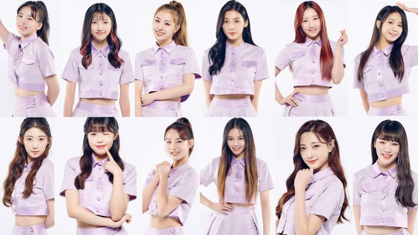 c-group girls planet 999