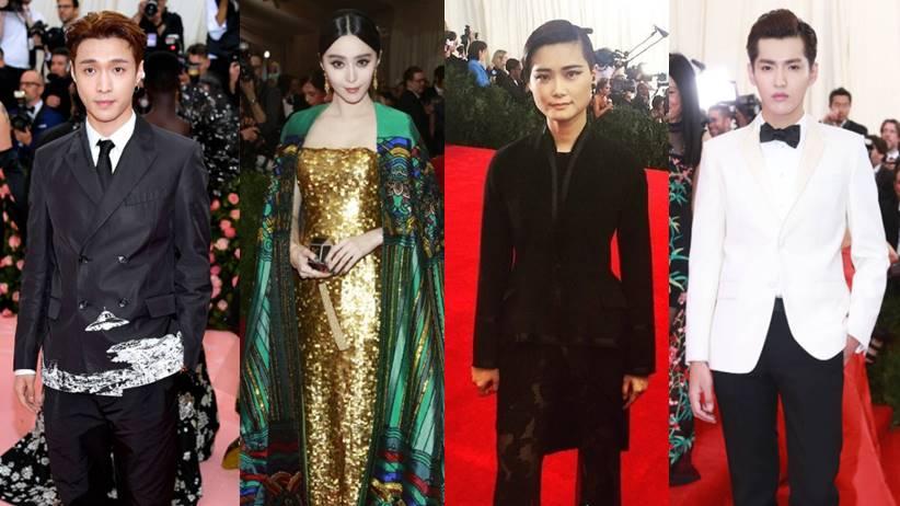chinese celebrities in met gala
