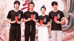 chinese drama solider a mai