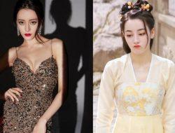 Buah Dada Dilraba saat Syuting Drama 'An Le Zhuan' Jadi Perbincangan Netizen