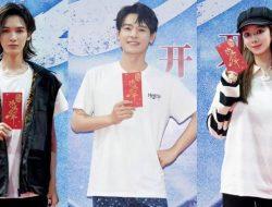 Drama China Tentang Hoki Es 'Floating Youth' Resmi Memulai Syuting