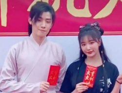 Ren Hao dan Kong Xueer THE9 Dipasangkan dalam Drama Kolosal 'Ming Mei Shan Qu'
