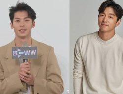 Lucunya Greg Hsu Beri Salam ke Gong Yoo: Oppa Saranghaeyo