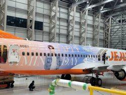 Penggemar Jimin BTS di Tiongkok Tuai Sorotan Netizen Usai Pasang Banner Iklan di Pesawat