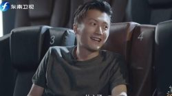 nicholas tse interview about her father