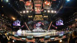 snh48 general election concert