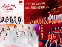 SNH48 Dianggap sebagai Grup Paling Patriotik dan Sangat Cinta Negara, Begini Alasannya