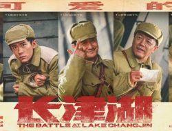 Seminggu Rilis, Box Office Film 'The Battle at Lake Changjin' Tembus 5,9 Triliun