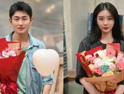 Wang Yanlin dan Zhao Xiaotang THE9 Rampung Syuting Drama 'The Baking Challenge'