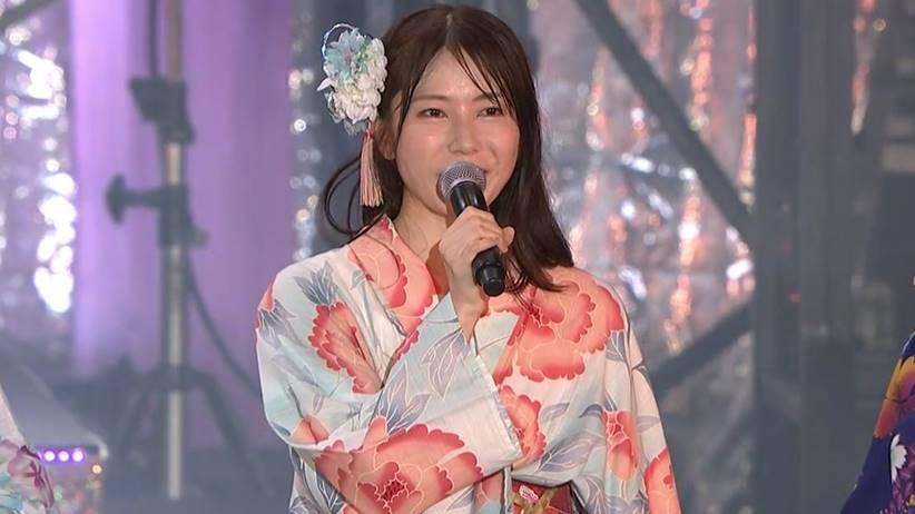 yokoyama yui umumkan kelulusan akb48