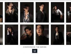 Be on Cloud Akhirnya Resmi Umumkan Para Pemain, Drama 'KinnPorsche The Series' Siap Tayang Tahun Depan