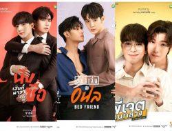 WeTV Thailand Umumkan Beberapa Project Drama BL yang akan Tayang pada 2022