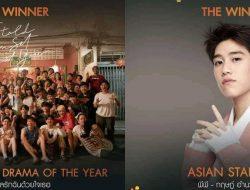 Drama BL 'I Told Sunset About You' dan PP Krit Menangkan Penghargaan Seoul International Drama Awards 2021