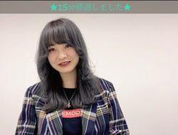 AKB48 Team 8 Yokoyama Yui Umumkan Kelulusannya dari Group di Showroom