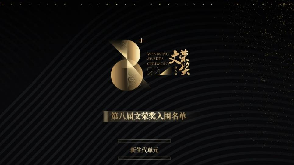 8th Hengdian Awards 2021