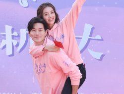 Bie Thassapak Hsu dan Wan Peng Mulai Syuting Drama 'My Girlfriend is an Alien 2'