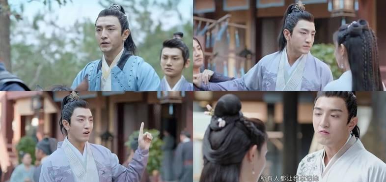 drama china jun jiu ling jin han peng xiaoran