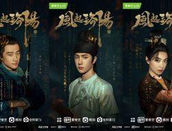 Drama Wang Yibo dan Victoria Song 'Fengqi Luoyang' Bakal Tayang Akhir Tahun 2021