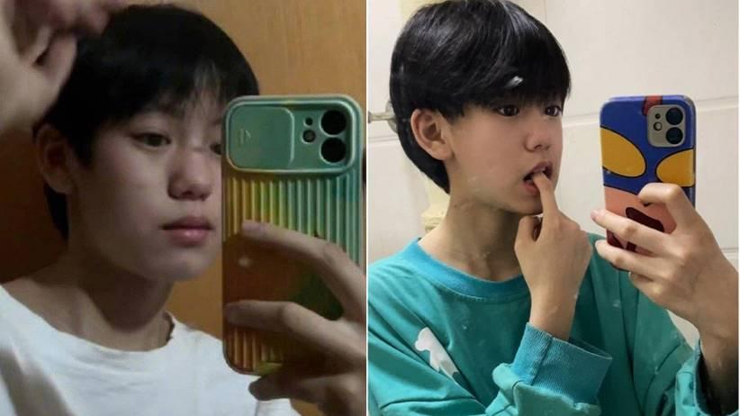 fu jiayuan mantan boy grup china ini wanita