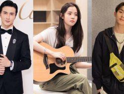 Gao Weiguang, Ouyang Nana, Winwin WayV Terekspos Hadiri Upacara Drama Baru 'Ru Yue'