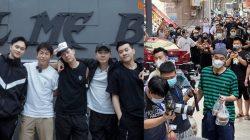 lima aktor hong kong da wan qu gege