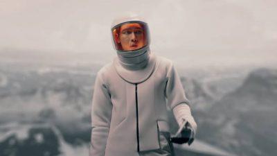 Mew Suppasit Berada di Luar Angkasa dalam MV 'Spaceman'